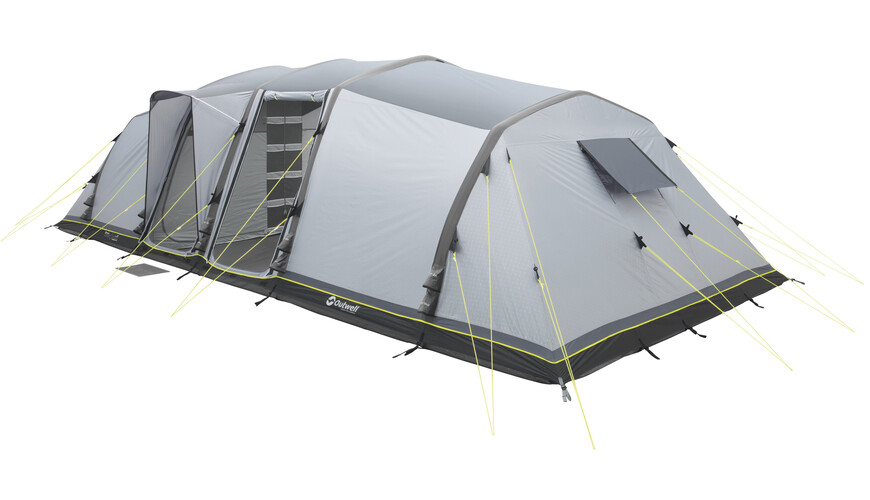 Outwell Concorde 10AC tent grijs